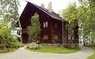 Ainola - Aino ja Jean Sibeliuksen koti