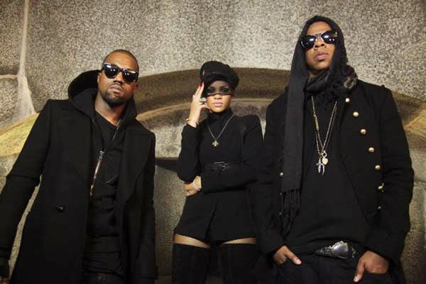 Jay-Z - Run This Town feat. Kanye, Rihanna