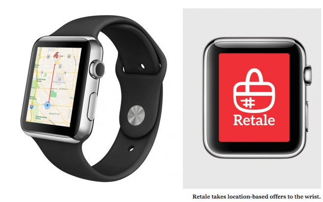 Location-based Coupon App for Wearable Device How can we bring this experience in-store? Ultilize beacon technology in-store to serve up Kraft Pinterest recipes/coupon to your wearable /mobile device.