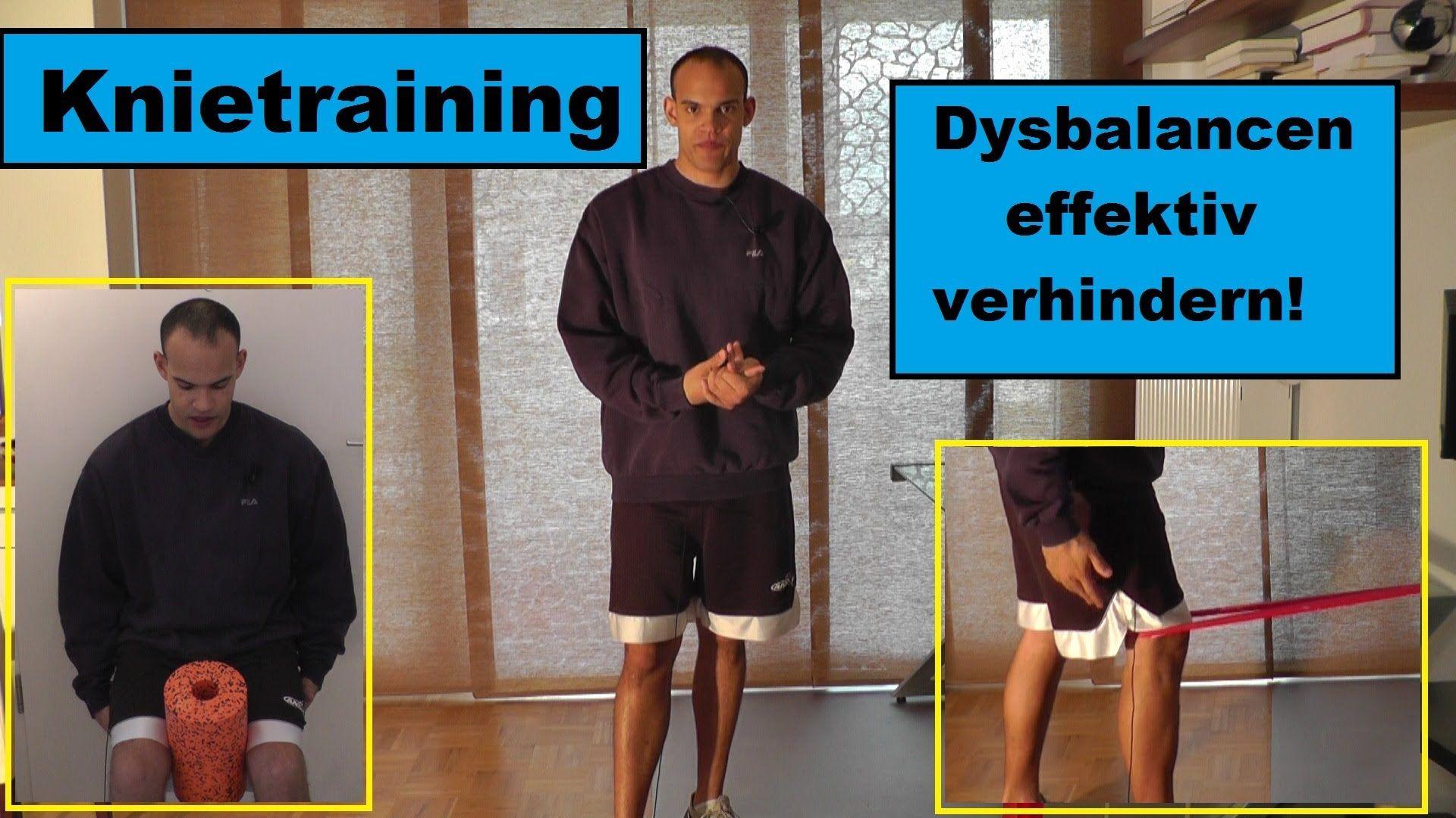 Gesunde Knie! - 3 Übungen, um die Kniescheibenführung zu verbessern ...