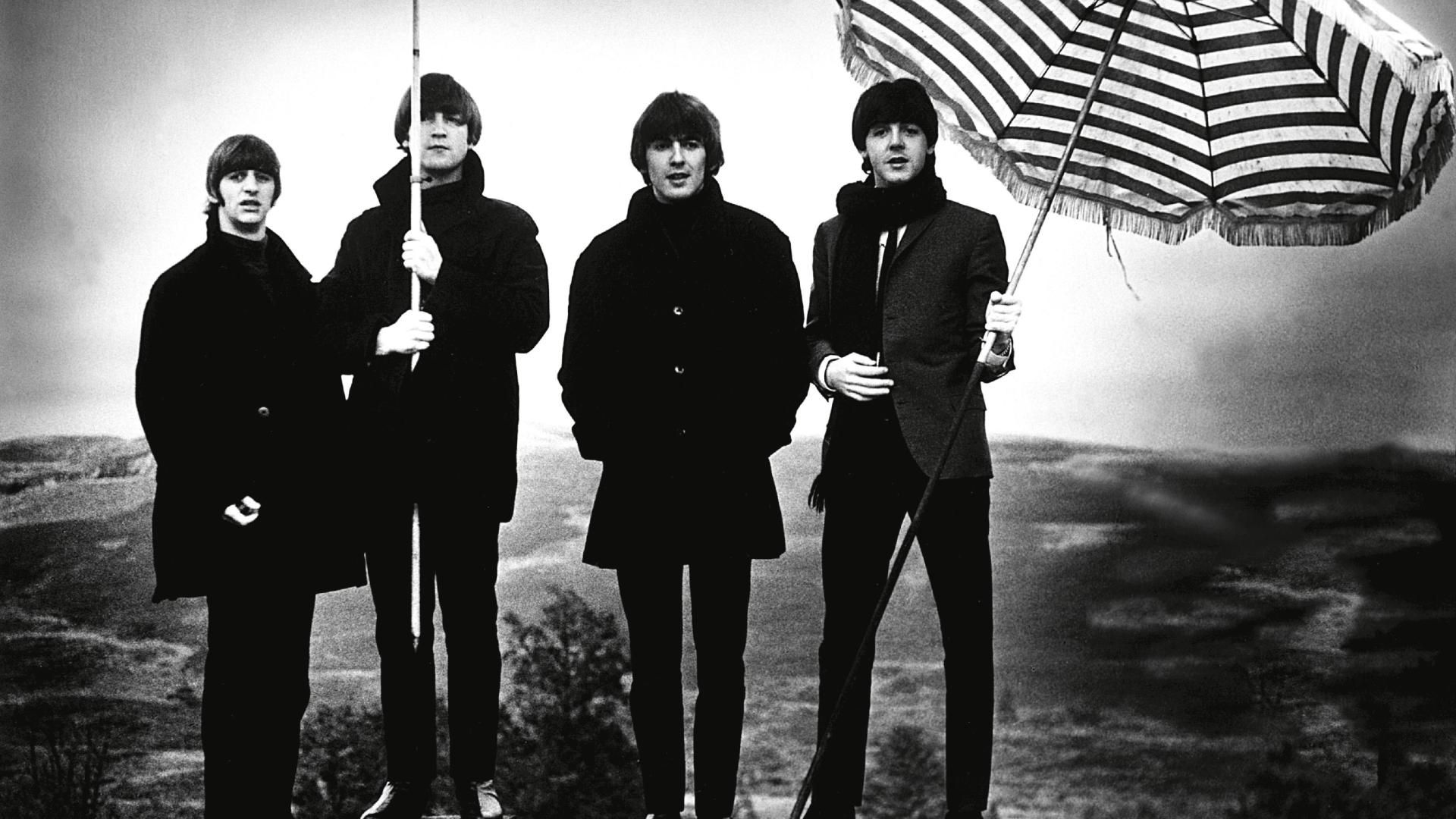 Music The Beatles Wallpaper Background 1920 X 1080