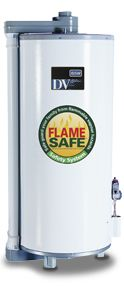 Direct Vent Gas Water Heater Allows For A Sealed Combustion Process To Take Place Combustion Air C Air Conditioner Installation Gas Water Heater Water Heater