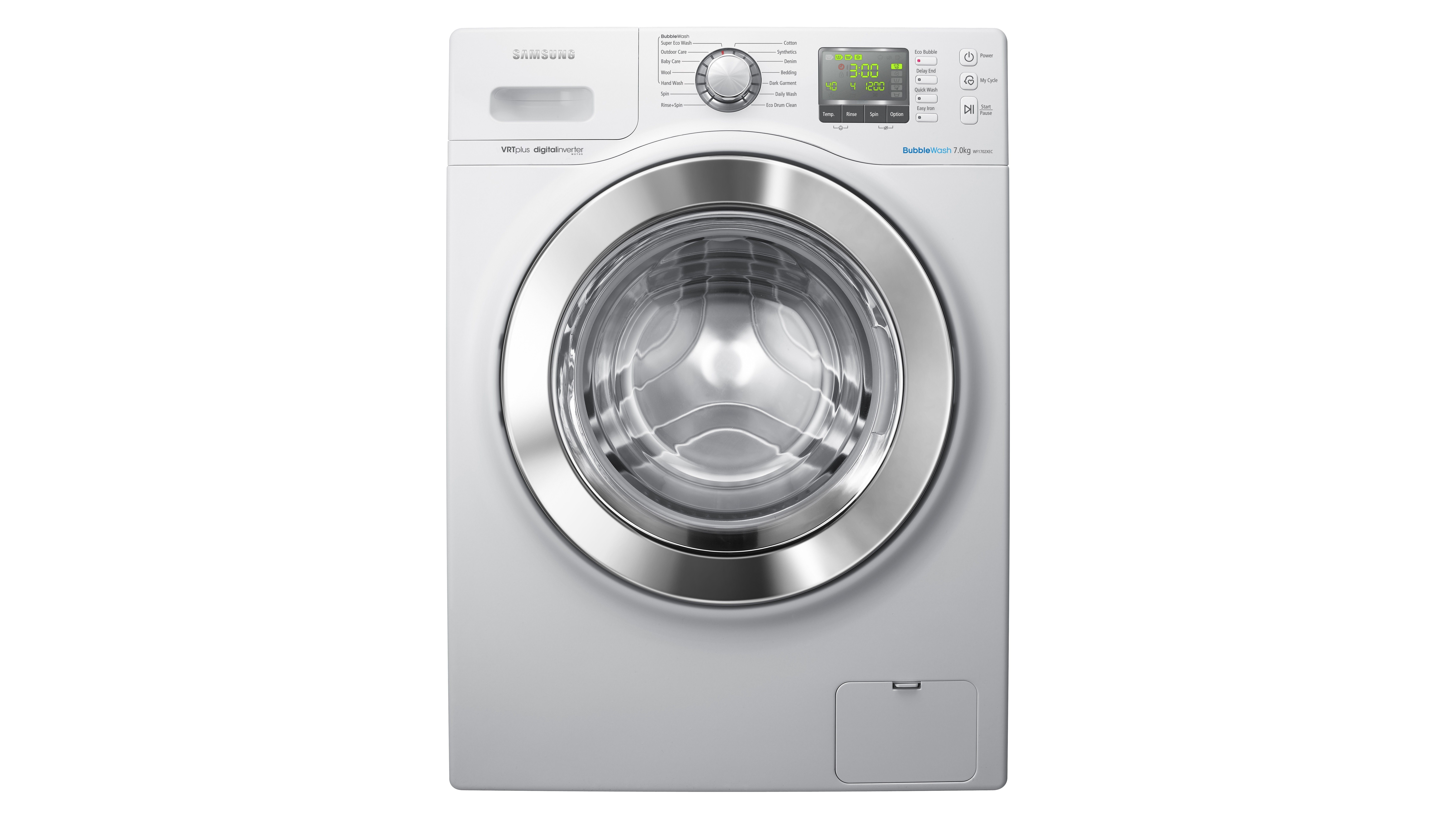 Samsung compact 7kg bubblewash frontload washing machine home samsung compact 7kg bubblewash frontload washing machine fandeluxe Images