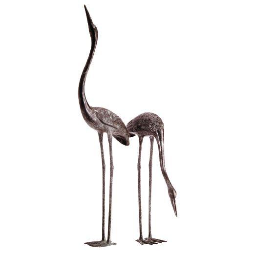 Nice Garden Crane Sculpture   Google Search