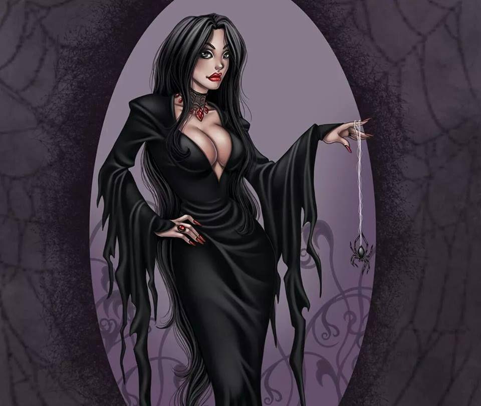 Sexy vampire cartoons