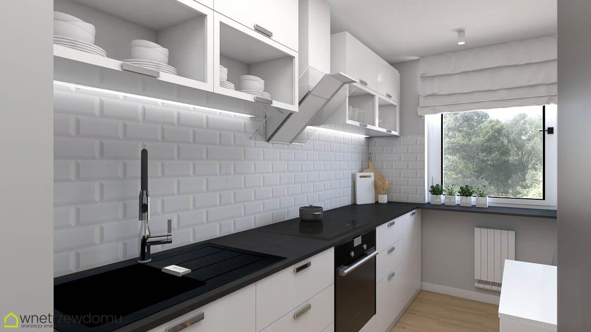 Minimalistyczna Kuchnia Kitchen Cabinets Home Decor Kitchen