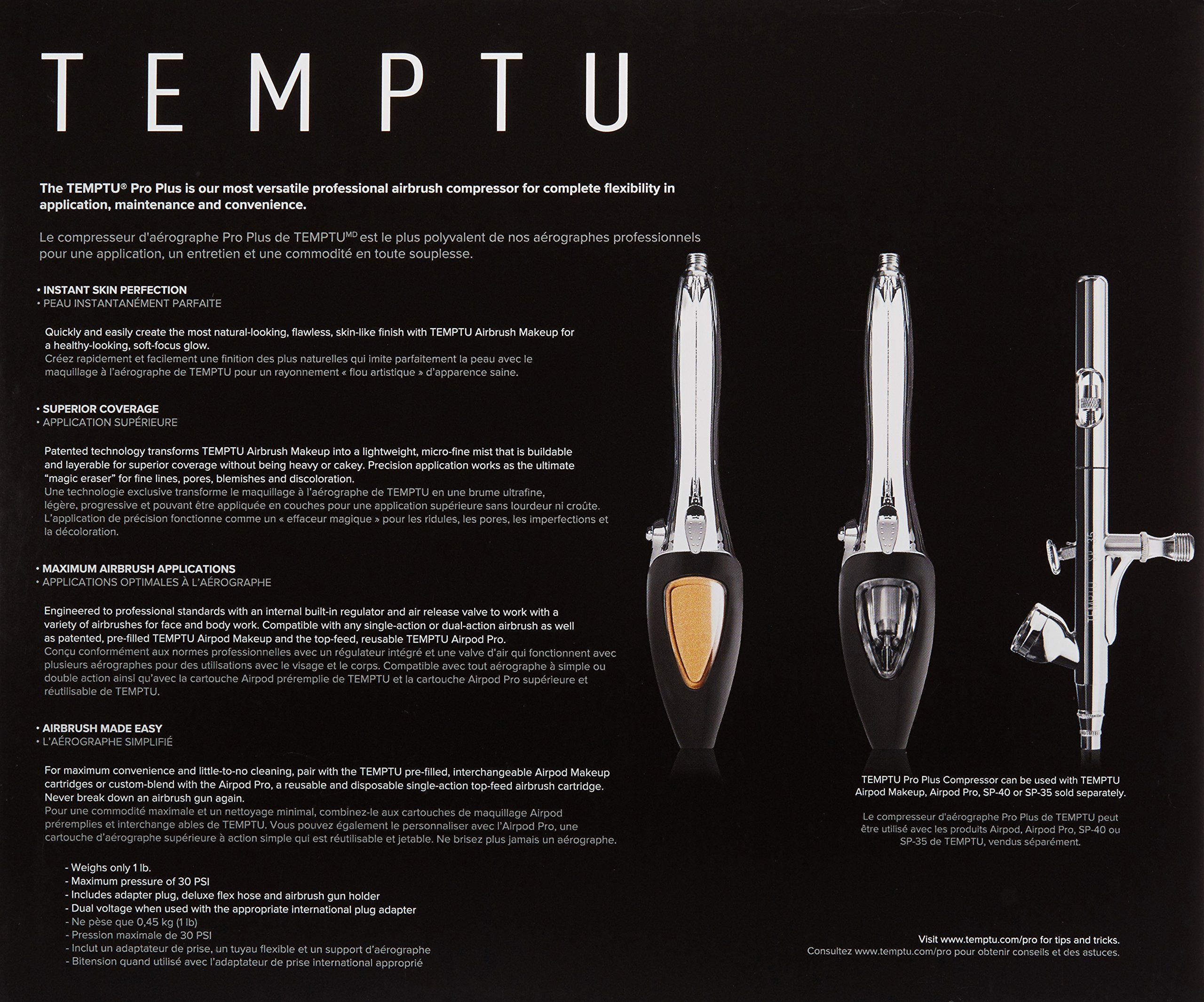 Temptu Pro Plus Compressor * Want additional info? Click