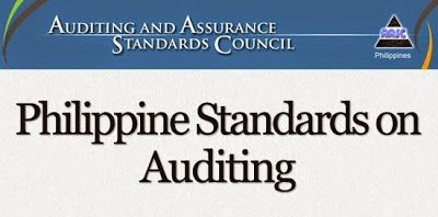 Philippine CPA Review: PSA 240: The Auditor's Responsibility