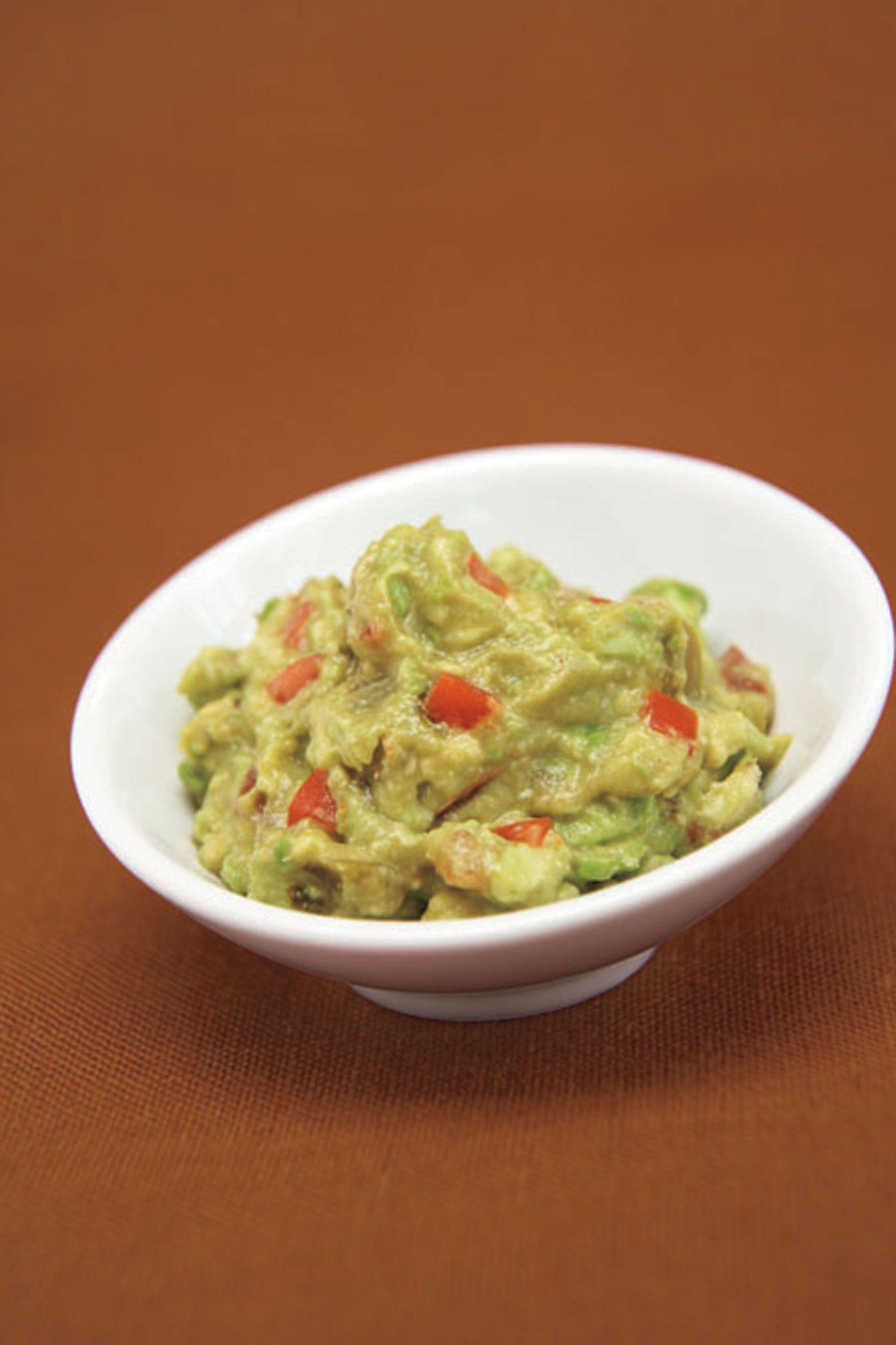 Calories 1/3 cup guacamole
