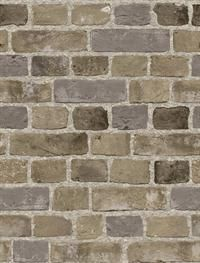 Brick Wallpaper Faux And Textured Stone Patterned Paper