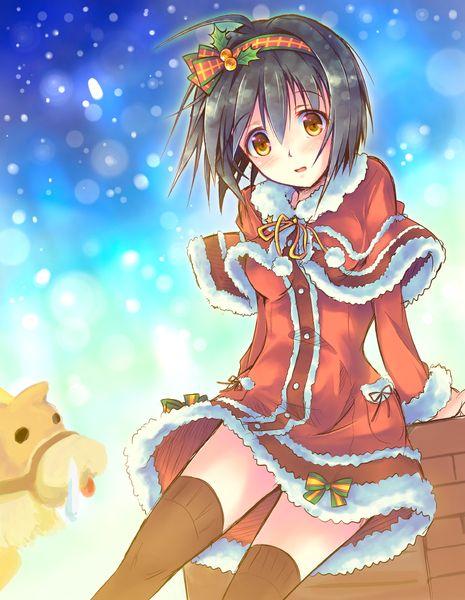 クリスマス小日向美穂