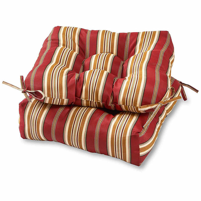 20 Outdoor Chair Cushion Set Of 2