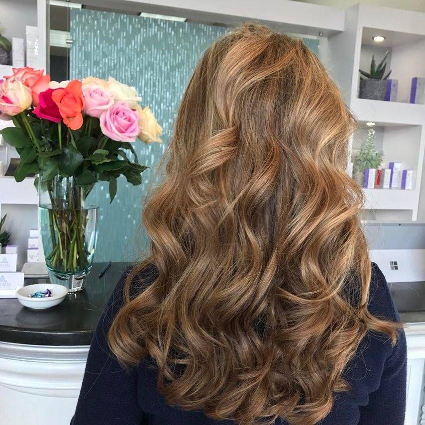 Butterscotch Hair Color Hair In 2019 Pinterest Hair Hair