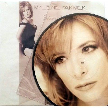 Mylene Farmer - Desenchantée (picture disc) 1995