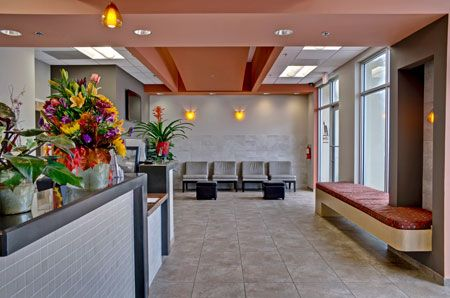 Veterinary Specialty Hospital Of Palm Beach Gardens Facility Inspiration Pinterest Gardens