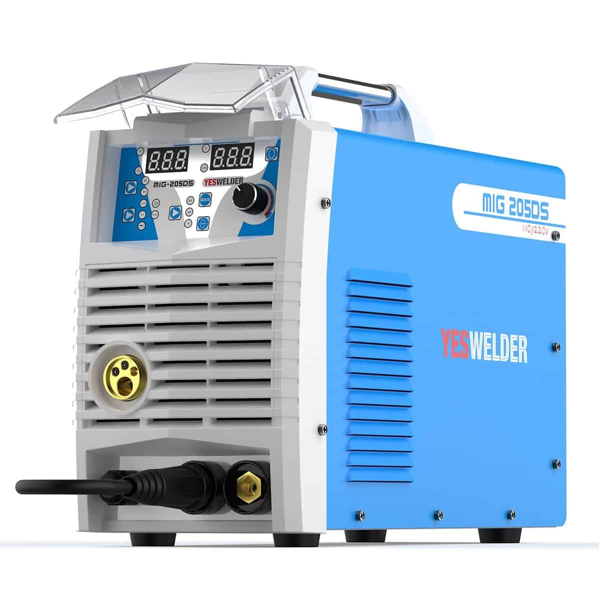 Best Mig Welders For 2020 And Reviews For 110v 220v In 2020 Mig Welder Best Mig Welder Welding Machine