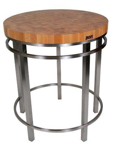 John Boos MET-OA32 Metropolitan Designer Oasis Prep Table