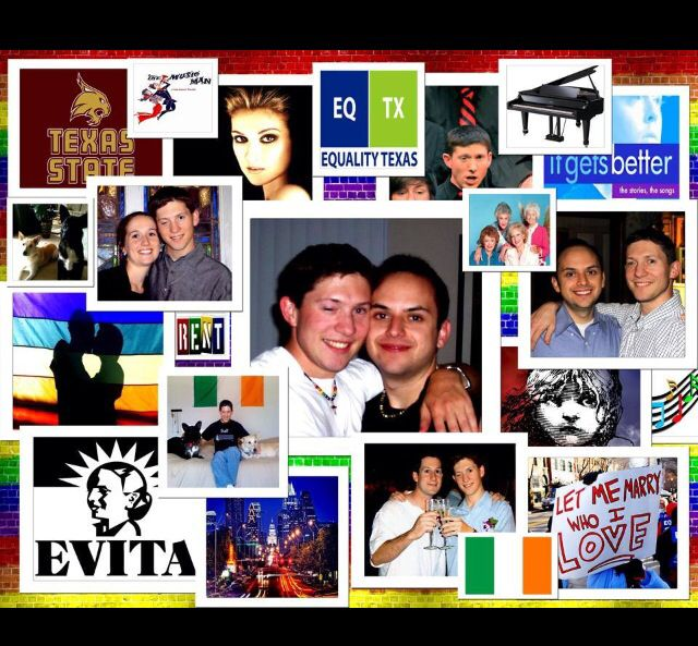 This is a collage I designed for a client. 8090 Designs