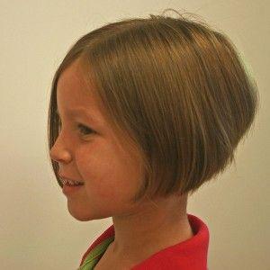 Coupe de cheveux bГ©bГ© pour les filles photo caret court