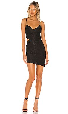 Chic Giselle Asymmetric Mini Dress superdown $66  womens clothing from top store 3
