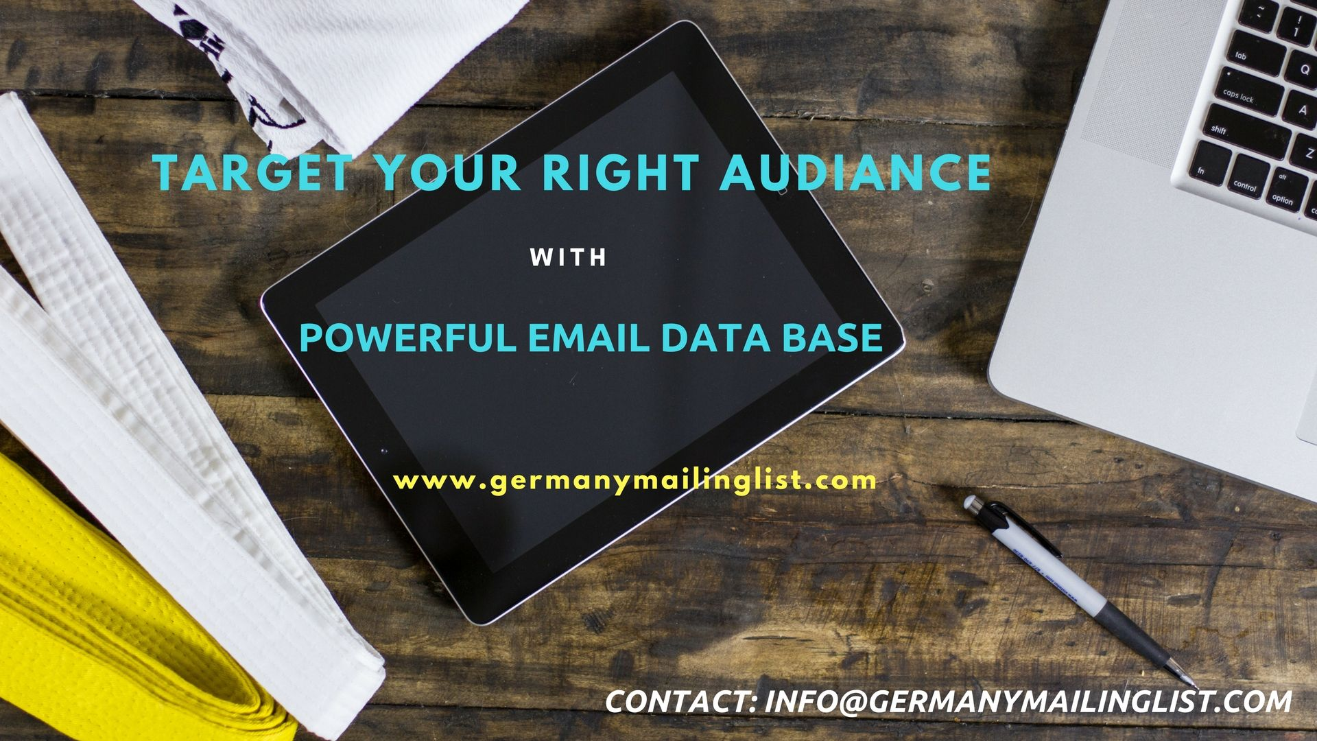 Looking for the most effective Business Mailing List? We