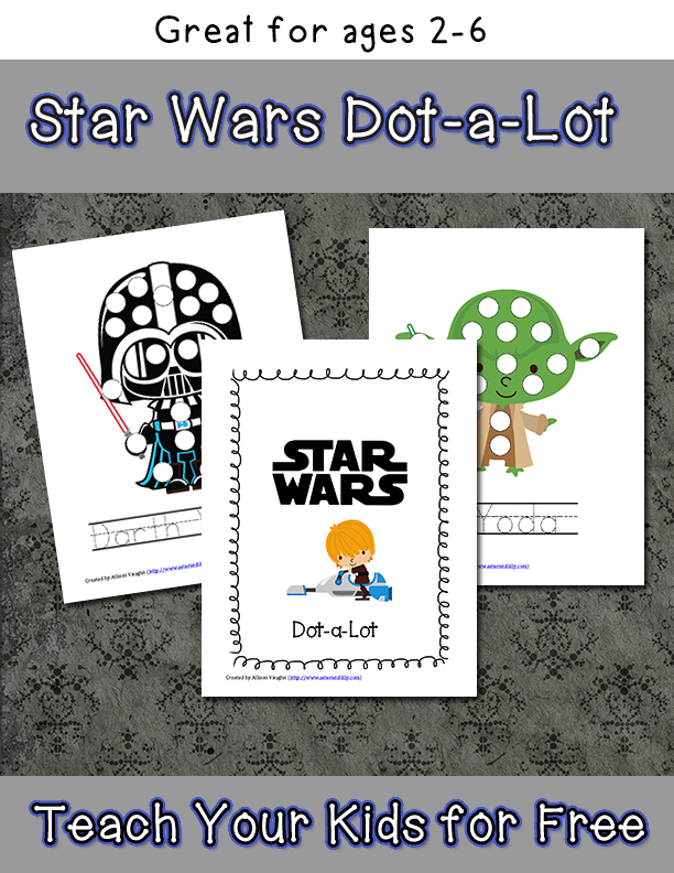 Star Wars Printables