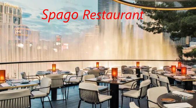 Spago Restaurant In The Bellagio Hotel In Las Vegas Best