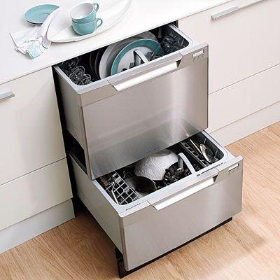 Dream Kitchen Must Haves Drawer Dishwasher Dream Kitchens Design Two Drawer Dishwasher