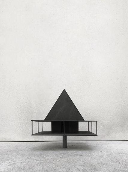 L ser lott architekten waldhaus dar quirk for Modernes waldhaus