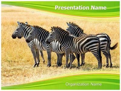 Equus quagga powerpoint template is one of the best powerpoint equus quagga powerpoint template is one of the best powerpoint templates by editabletemplates toneelgroepblik Gallery