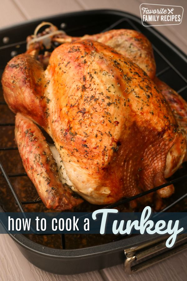 Photo of How to Cook a Turkey