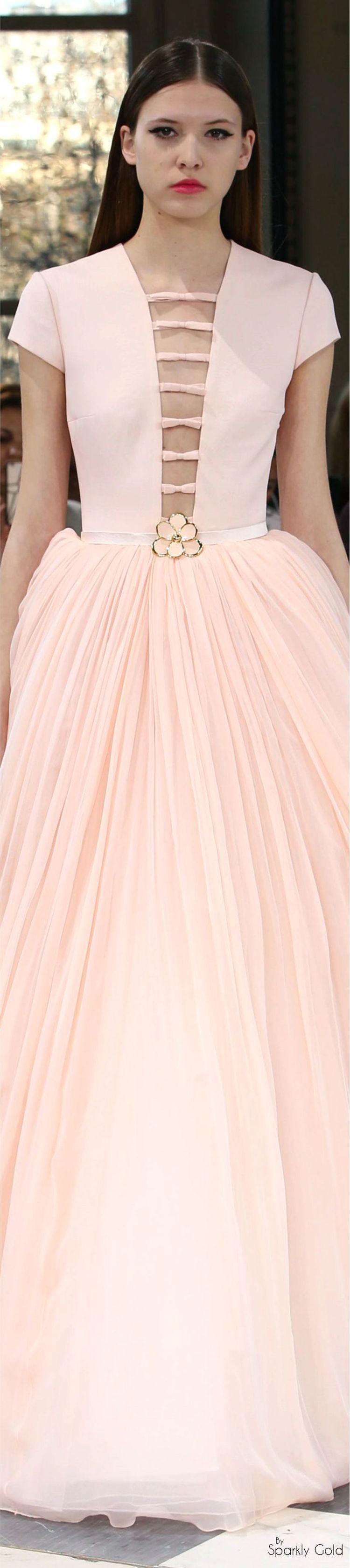 Georges Hobeika Spring 2016 Couture | ~Rose Quartz & Serenity 2016 ...