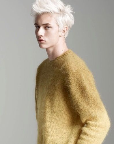 Cock. why mohair sweater fetish