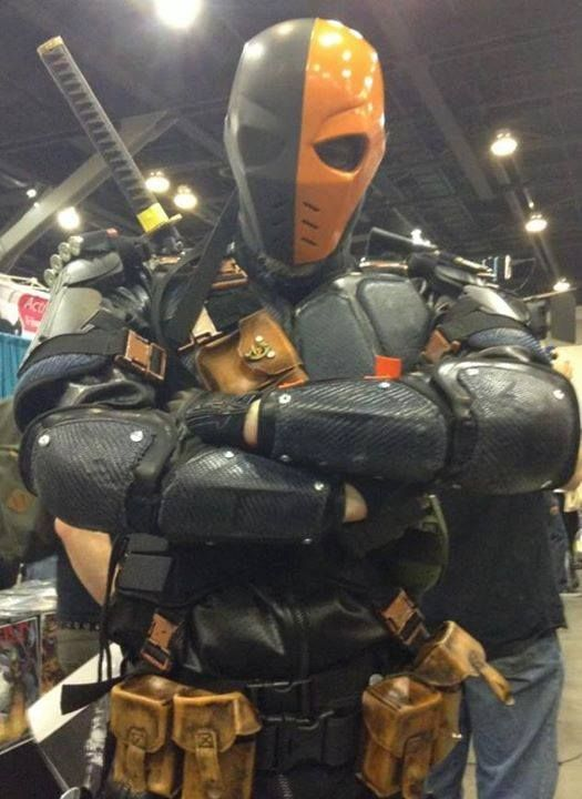 Deathstroke costume google search character for Deathstroke armor template