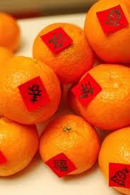 Mandarin Oranges Chinese New Year Crafts Chinese New Year Chinese New Year Traditions