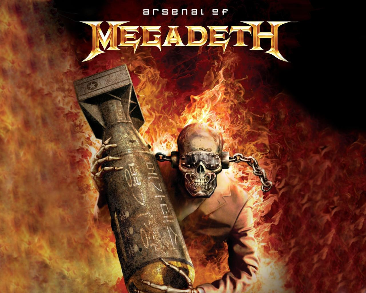 Pin By Rob Adams On Rock Megadeth Megadeth Albums Megadeath