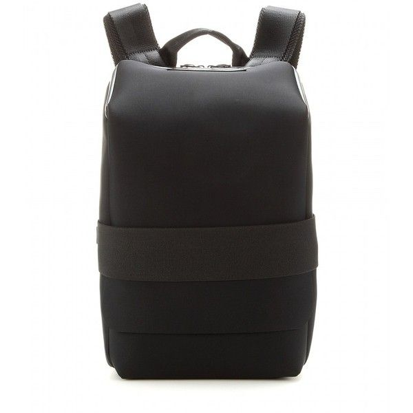 488b1ca9ef Y-3 Day Small Backpack (£200) ❤ liked on Polyvore featuring bags ...