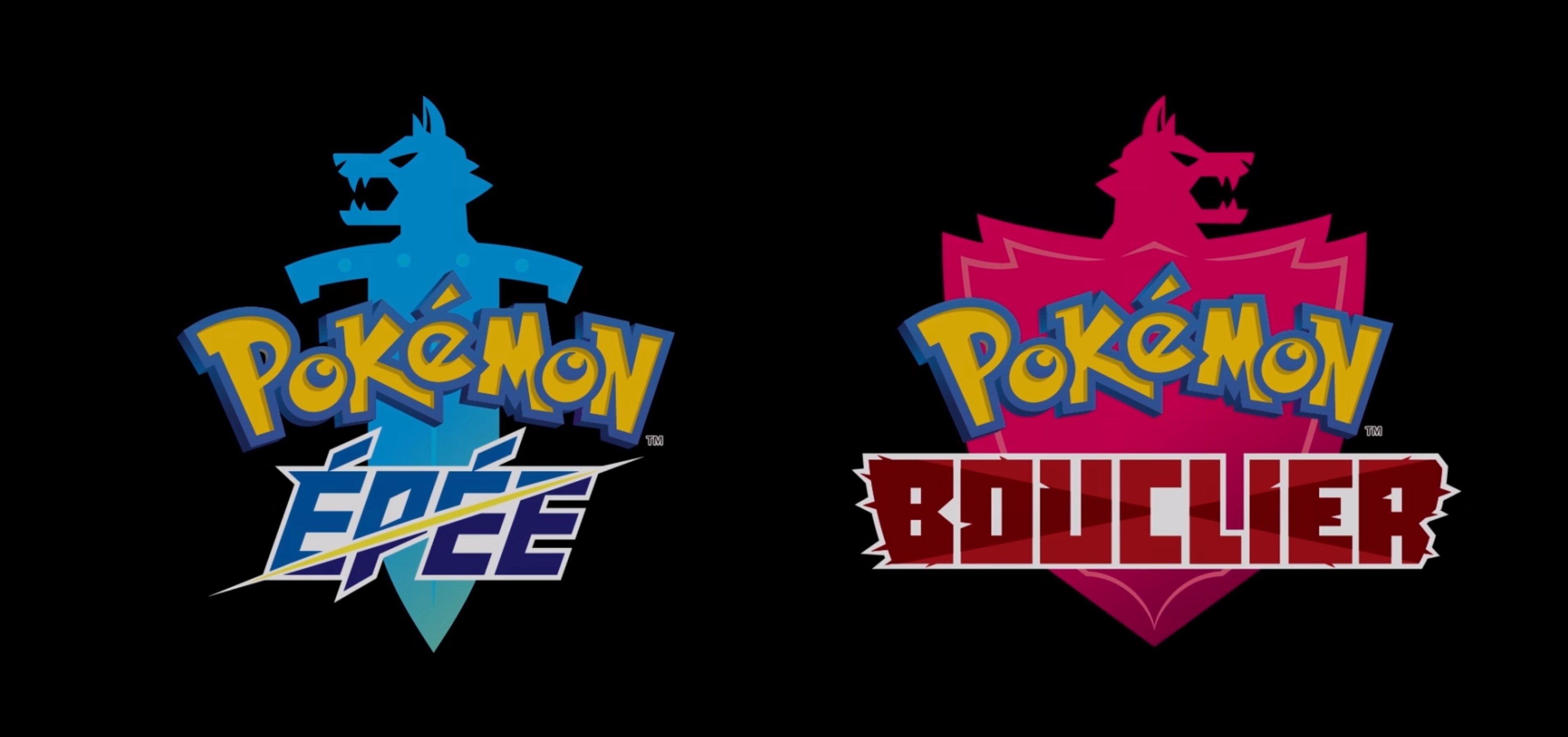 Pokémon La huitième génération s'appelle Épée et
