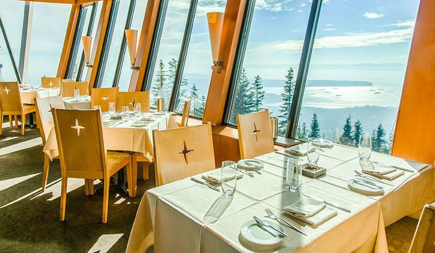 Top 10 Restaurants At Ski Resorts In Canada