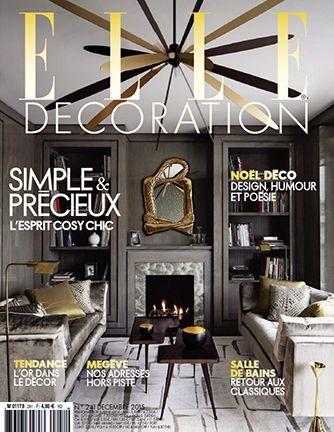 Le Reve Americain American Dream Elle Decoration P 148 December 2015 Elle Decor Home Home Decor