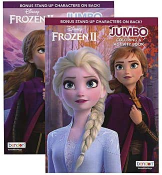 Amazon Com Coloring Book Disney Frozen 2 Arts Crafts Coloring Painting Gift Set Perforated Paper Healthy Edu Coloring Books Painting Gift Disney Paintings