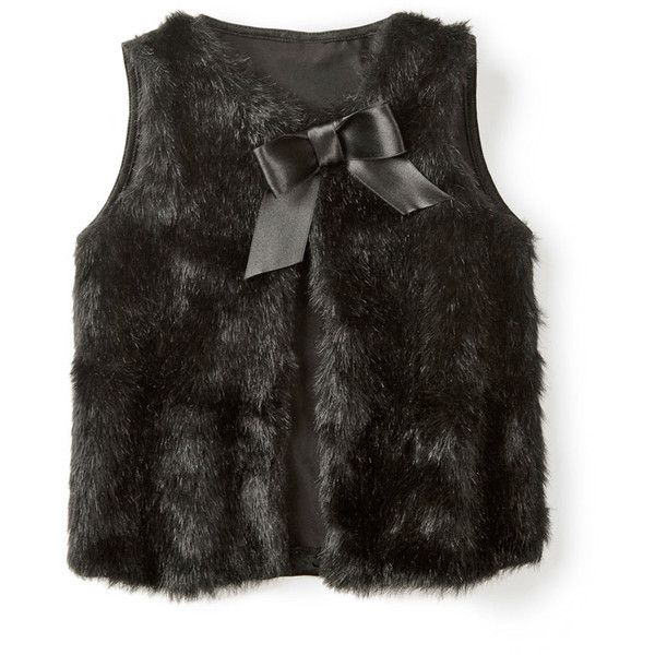 fur jacket ($5.99) ❤ liked on Polyvore featuring baby, baby clothes, baby girl, kids, baby stuff and girls