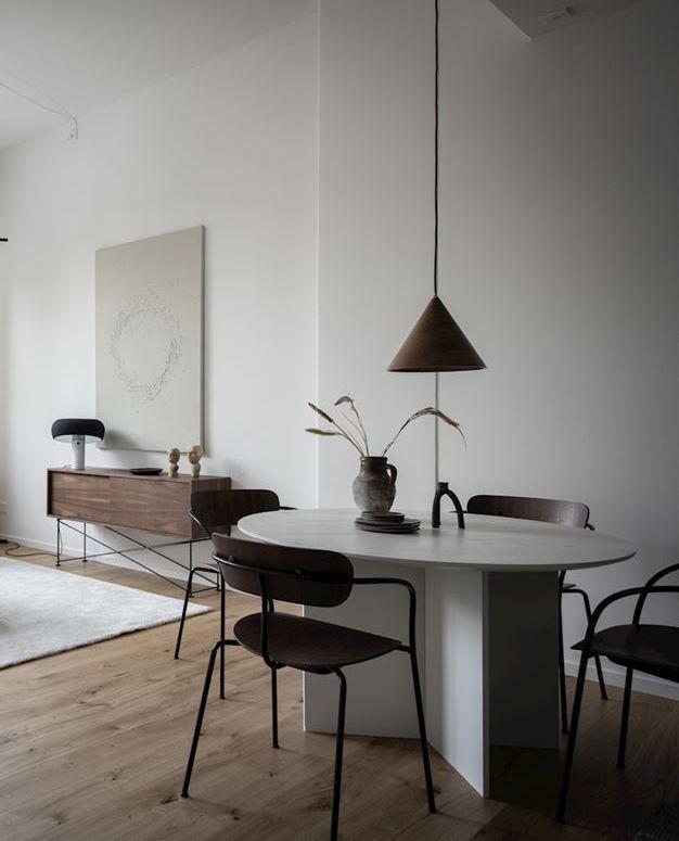 Warm minimalist living room – COCO LAPINE DESIGN