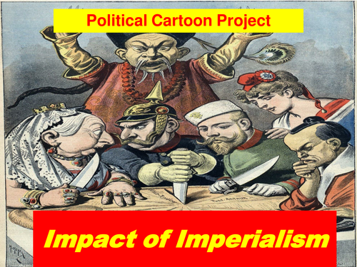 the effects of imperialism around the world Hope to open students eyes to the wealth of other cultures in the world debate on the overall effects of imperialism the new imperialism 1800-1914.