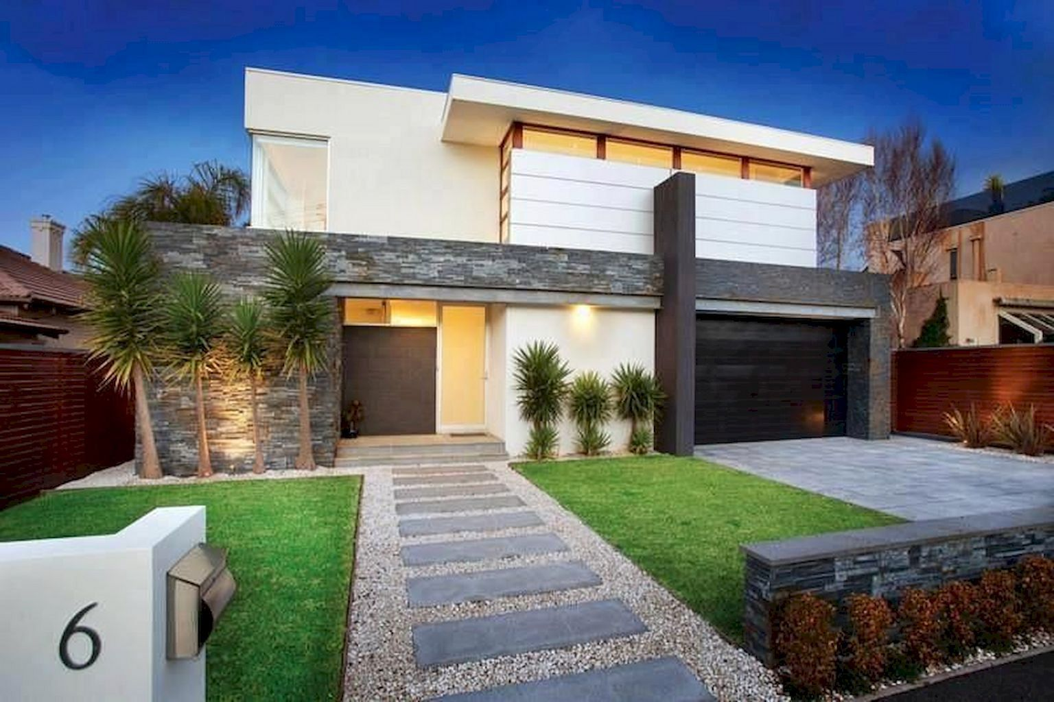 12 Cool Modern Front Yard Design Ideas You Have To See ...