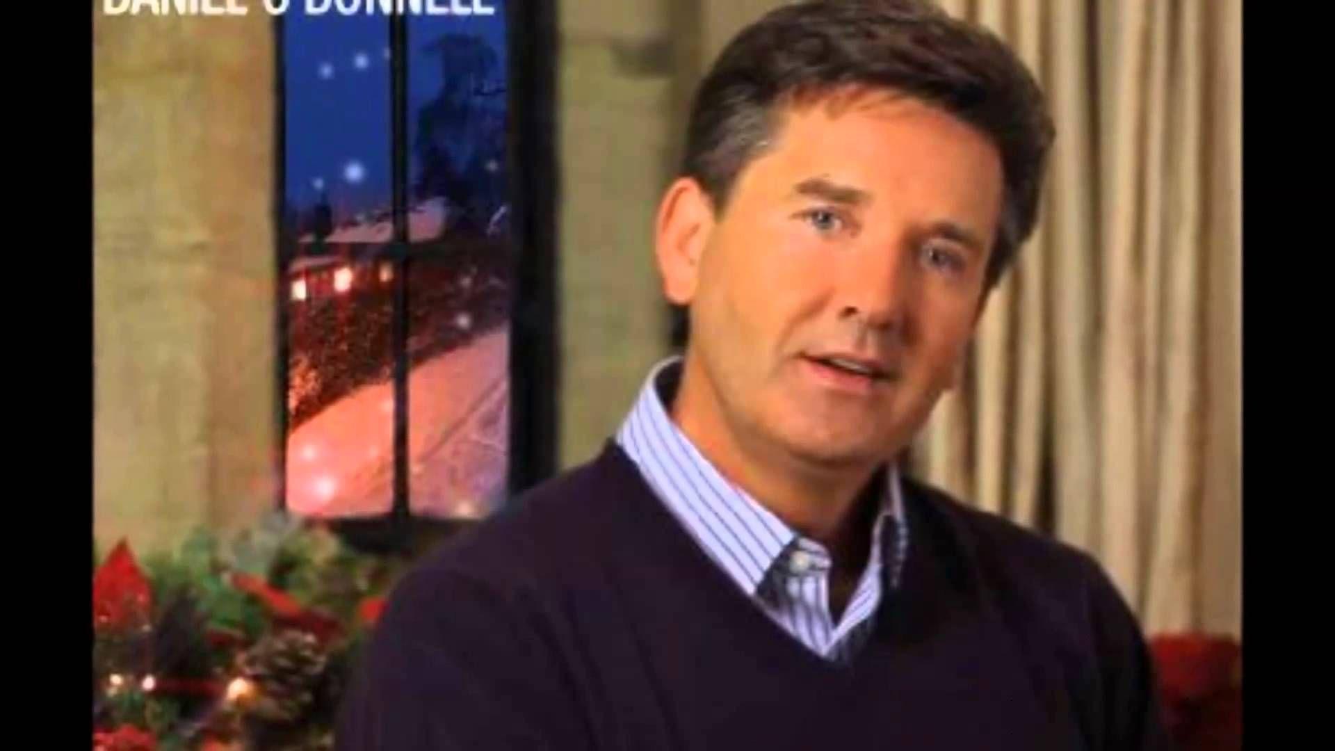 Daniel O'Donnell Silent Night Daniel O'Donnell YouTube
