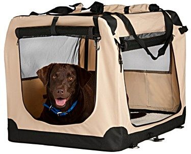 Pin by Pet Carrier on Pet Carrier Advice | Soft dog crates