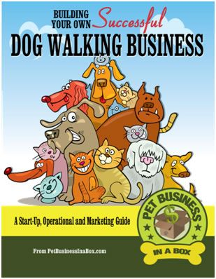 How to start a dog walking business books pinterest for Idees entreprise lucrative
