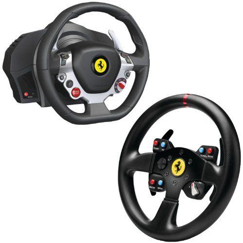 Thrustmaster Xbox Onepc Ferrari 458 Italia Edition Tx Racing Wheel