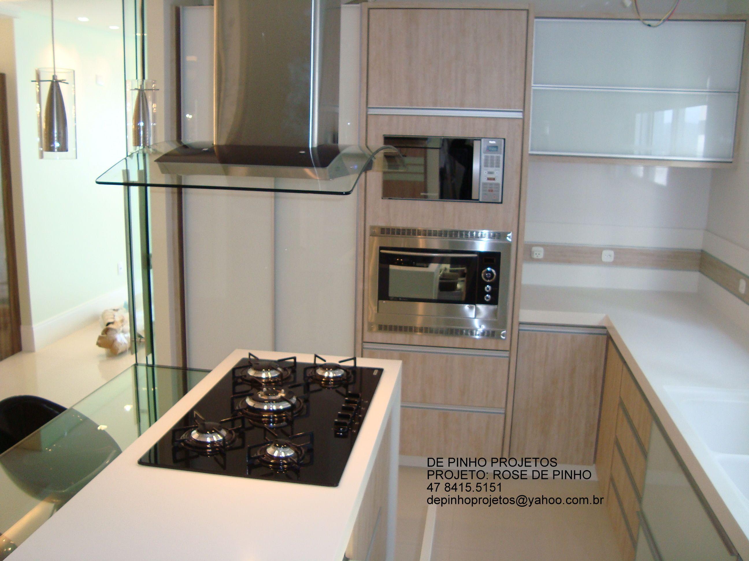 Cozinha Clean Com Ilha Com Circula O M Nima De 75 A 80 Cm Ideias